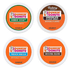 Dunkin Donuts Pumpkin K Cups by Keurig K Cup Pack 16 Count Dunkin U0027 Donuts Coffee Bed Bath