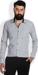 Buy Mens Stripes Shirt Rs 899