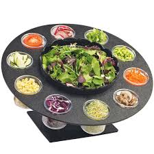 Serta Dream Convertible Sofa Kohls by Cal Mil 1014 Revolving Salad Server