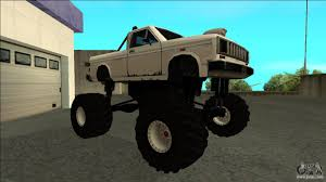 Bobcat Monster Truck For GTA San Andreas Hilarious Gta San Andreas Cheats Jetpack Girl Magnet More Bmw M5 E34 Monster Truck For Gta San Andreas Back View Car Bmwcase Gmc For 1974 Dodge Monaco Fixed Vanilla Vehicles Gtaforums Sa Wiki Fandom Powered By Wikia Amc Pacer Replacement Of Monsterdff In 53 File Walkthrough Mission 67 Interdiction Hd 5 Bravado Gauntlet