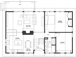 Kitchen Living Room Combo Floor Plans Fresh Dining Bo Open Plan