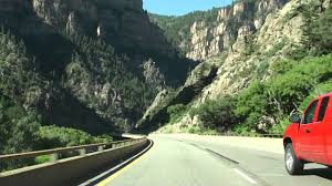 100 I 70 Truck Stops Colorado Glenwood Canyon YouTube