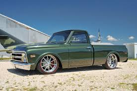 1968 Chevy C-10- Green Machine