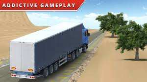 100 Truck Driver Simulator Desert Free Download Of Android Version M