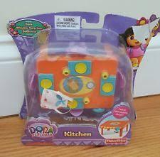 Dora The Explorer Kitchen Set Walmart by Dora Kitchen Ebay