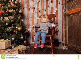Homemade Christmas, Kid Sitting On Old High Chair Stock ... 15 Diy Haing Chairs That Will Add A Bit Of Fun To The House Pallet Fniture 36 Cool Examples You Can Curbed Cabalivuco Page 17 Wooden High Chair Cushions Building A Lawn Old Edit High Chair 99 Days In Paris Kids Step Stool Her Tool Belt Wooden Doll Shopping List Ana White How To Build Adirondack From Scratch First Birthday Tutorial Tauni Everett 10 Painted Ideas You Didnt Know Need