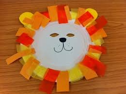 Lion Mask Paper Craft Any Age Under 5amp039