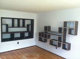 handmade in and out shelving by cook brothers woodworking