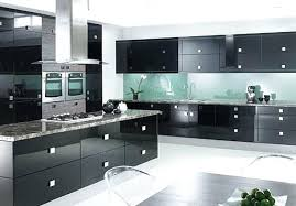 Full Image For Red Black White Kitchen Decor Modern And Kitchens 2015 Accessories