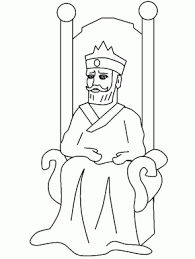 Nw Nebuchadnezzar2 Bible Coloring Pages