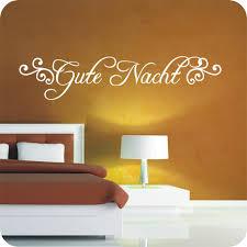wandtattoo gute nacht 2