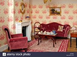 100 Regency House Furniture Period Dolls House Showing The Miniature Interiors And