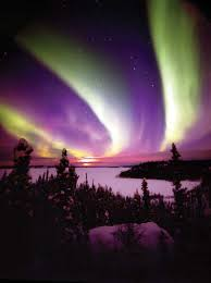 Canadian Northern Lights are just amazing i hope to see them in