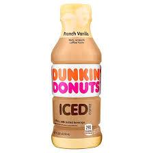 Pumpkin Iced Coffee Dunkin Donuts by Dunkin U0027 Donuts Rtd Coffee Target