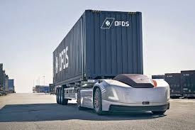 100 Volvo Truck Center S Electric Selfdriving Truck Vera Gets Its