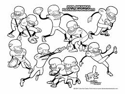 Arkansas Razorback College Football Coloring Pages