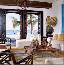 Exotic Living Room By Juan Montoya Design In Dominican Republic