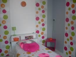 papier peint chambre fille ado les 4 murs papier peint dans enchanteur intérieur plan