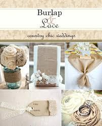 Source Etsy Burlap And Lace Wedding Decorations For Sale Australia