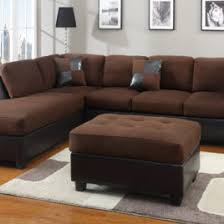 Chateau Dax Leather Sectional Sofa by Chateau D Ax Sectional U0026 Chateau Dax Leather Sofa With 2 Relax In