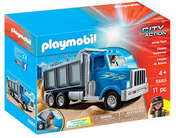 100 Dump Trucks For Rent PLAYMOBIL Truck Playset Playset Amazoncouk Toys Games
