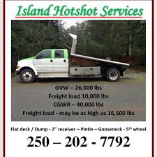 Island Hotshot Services - Home | Facebook Ecycle Hot Shot Truck Youtube Truck Trailer Types Find Out Which Type Of Trailer Is For Courier Delivery Ltl Freight Trucking Messenger Couriers Directory Hot Shot Houston Ae Air Ride Available Transportation Load Boards Classic Trucks Rentals Tank Hauling Uber Haul The Loads You Want When Get Paid Hshot Trucking Pros Cons Smalltruck Niche Ordrive Scountry Trailers 4 Car Hauler Standard And Custom How To Start Owner Operators Home Colorado Carriers Shippers Group
