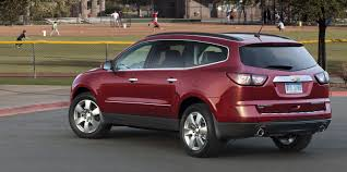 What To Expect From Each Of The Chevy Traverse's Model Years ... Traverse Truck Rims By Black Rhino The 2018 Chevrolet Chevy Camaro Gmc Corvette Mccook 2017 Vehicles For Sale 2016 Chevrolet Spadoni Leasing 2014 Sale In Corner Brook Nl Used Red Front Right Quarter Photos Vs Buick Enclave Compare Cars Kittanning Test Review Car And Driver Gmc Sierra 1500 Slt City Mi Cadillac Manistee Gm Handing Out Prepaid Debit Cards Inflated Fuel Economy Labels