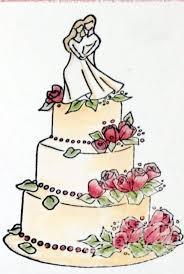 image whiff of joy 39wedding cake 39 medium distress inks