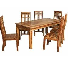wooden dining table at rs 20000 piece wooden furniture shree
