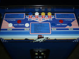 Mame Cabinet Plans 4 Player by Track U0026 Field Hyper Sports Arcade Video Multi Game Machine