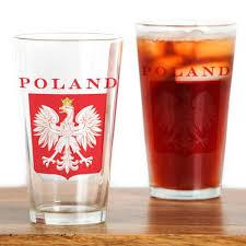 100 Poland Glass Amazoncom CafePress Eagle Red Shield Pint 16