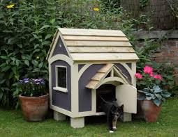 maison du monde exterieur 7 maisonnette pour chat