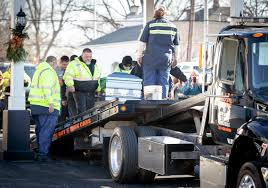 Tow-truck Drivers Pay Final Respects To Comrade - News - The State ...