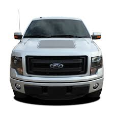 FORCE HOOD Solid Color : Ford F-150 Hood