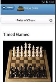Chess Rules Screenshot Thumbnail