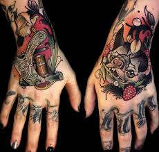 50 Best Hand Tattoos For Women Men 2018