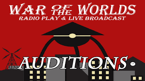 Halloween Horror Nights Auditions 2017 by Auditions War Of The Worlds U2013 Insomiac Theatre Company