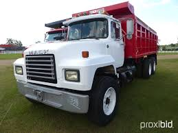 100 What Is A Tandem Truck 1993 Mack RD690S Axle D Uctions Online Proxibid