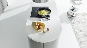 runde formen in der küche