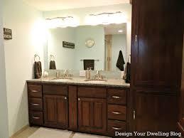 Home Depot Bathroom Cabinetry by Bathroom Vanities Direct Solid Wood Double Vanity Home Depot