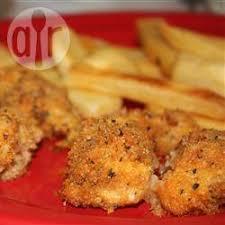 maison au four croquettes de poulet maison au four recettes allrecipes québec