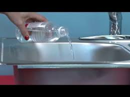 Homemade Drano For Sink by Ditch The Drano 2 Ingredient Diy Sink Declogger Youtube