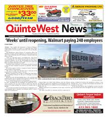 quinte112416 by metroland east quinte west news issuu