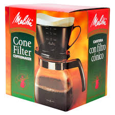 Melitta Six Cup Pour Over Coffeemaker