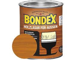 bondex holzlasur oregon pine 750 ml