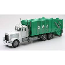 Remote Control Peterbilt 379 Toy Garbage Truck By NewRay - Shop ...
