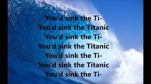100 2 Rocking Chairs Jon Bellion Lyrics Titanic YouTube