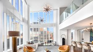 100 Nyc Duplex Apartments Jennifer Lopez Films Hustlers In A 20 Million Manhattan