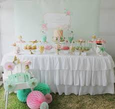 Pink White And Gold Birthday Decorations by 93 Best Dessert Tables Kara U0027s Party Ideas Images On Pinterest
