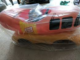 NIP!!! OSCAR MAYER WEINER MOBILE PEDAL CAR All Parts + User Manual ...